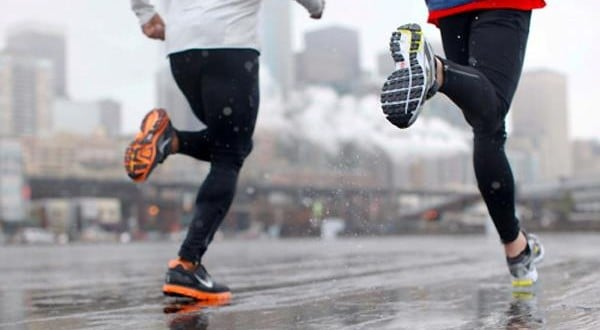 ¿Cómo correr con temperaturas muy bajas?