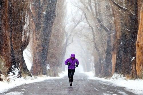 10 consejos para correr en invierno