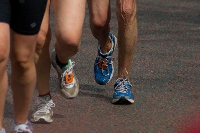 Dificultades cuando empezamos a correr