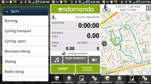aplicaciones para corredores en Android