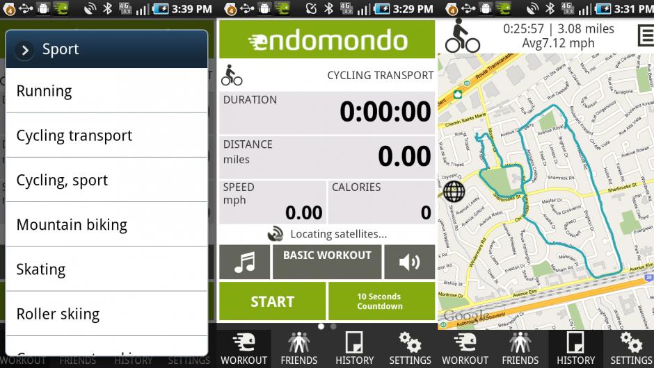 Las 5 mejores aplicaciones para corredores en Android
