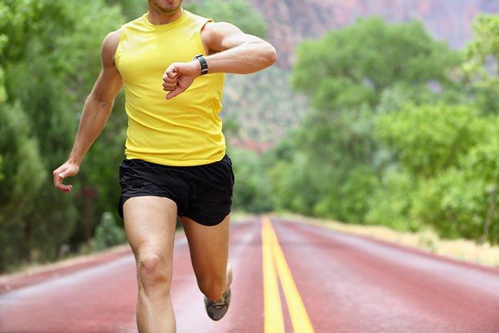 hacer running