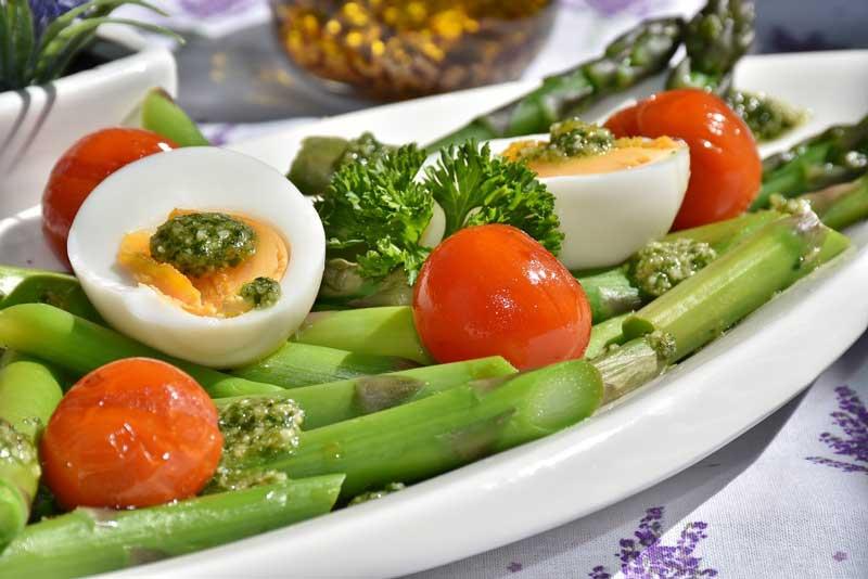 Alimentación saludable running