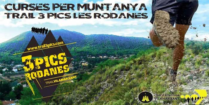 XIII Trail 3 Pics Les Rodanes